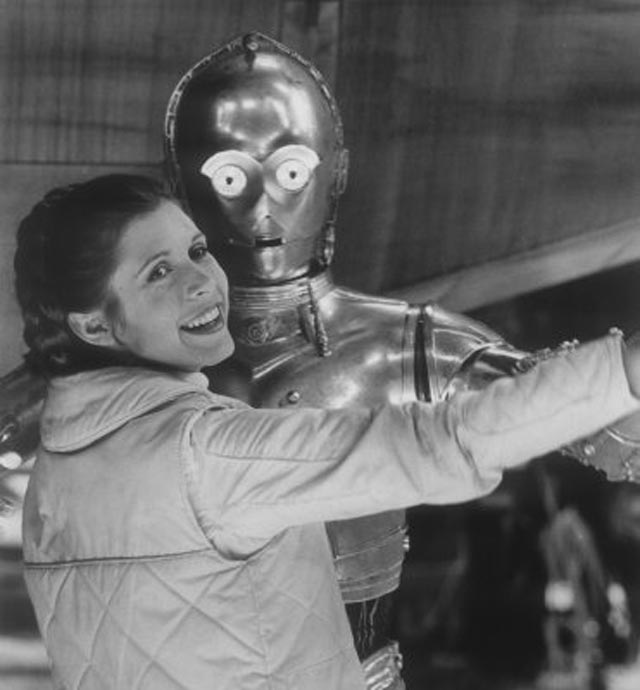 20 things you didn't know about Carrie Fisher and Star Wars