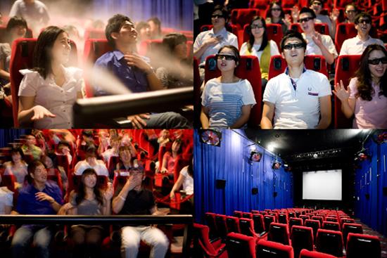 7 Super Movie Theatres Everyone Should Visit