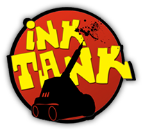 Ink Tank - Make words not war