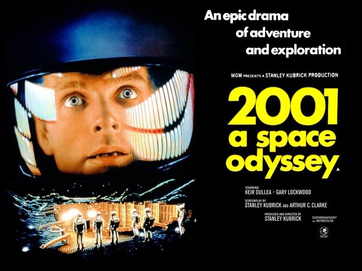 ผลการค้นหารูปภาพสำหรับ 2001: A Space Odyssey