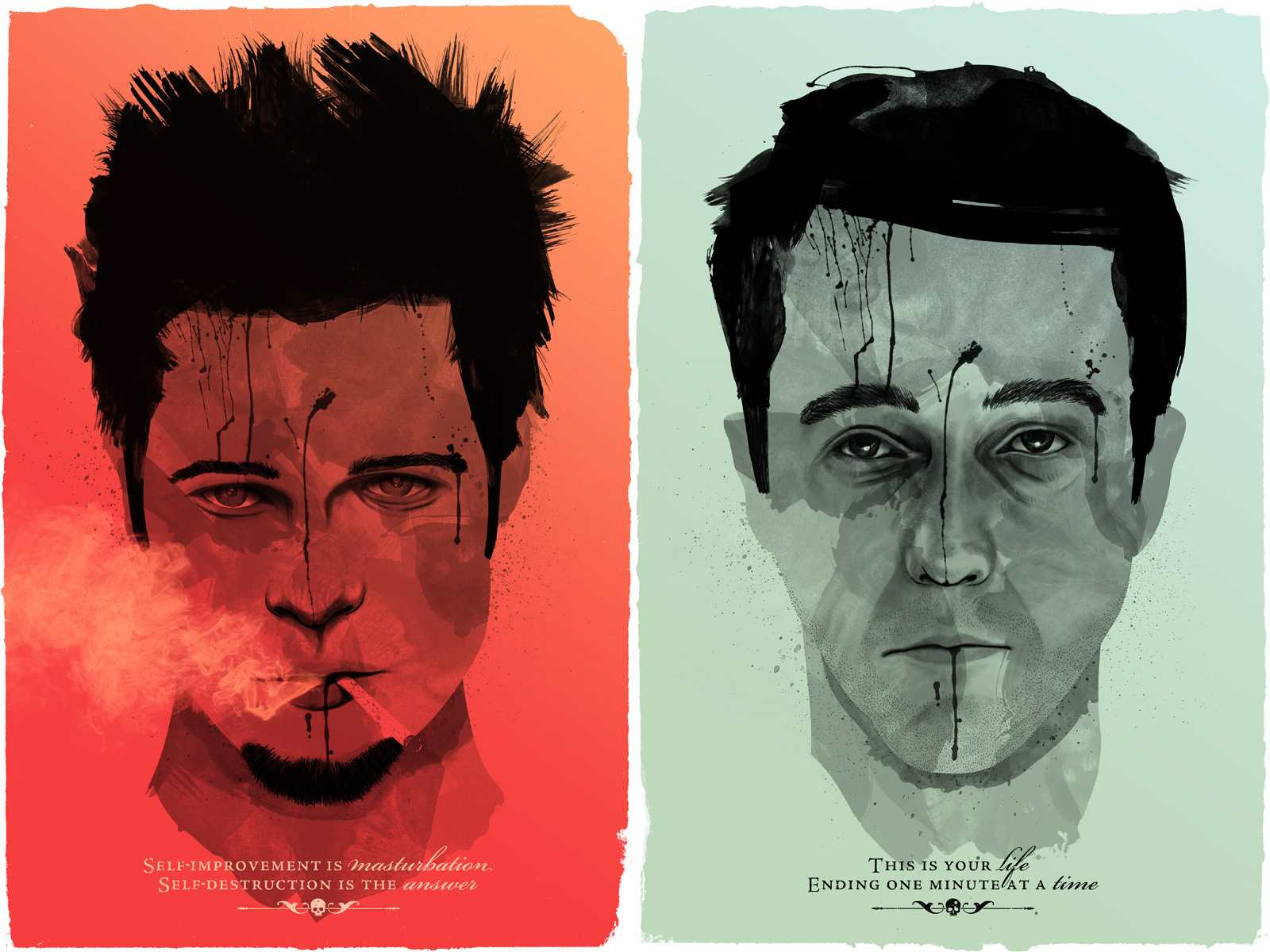 ways fight club will change how you look at the world the first rule of fight club