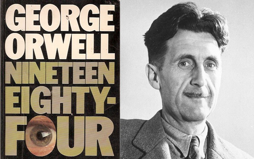 Why George Orwell wrote 1984 ?