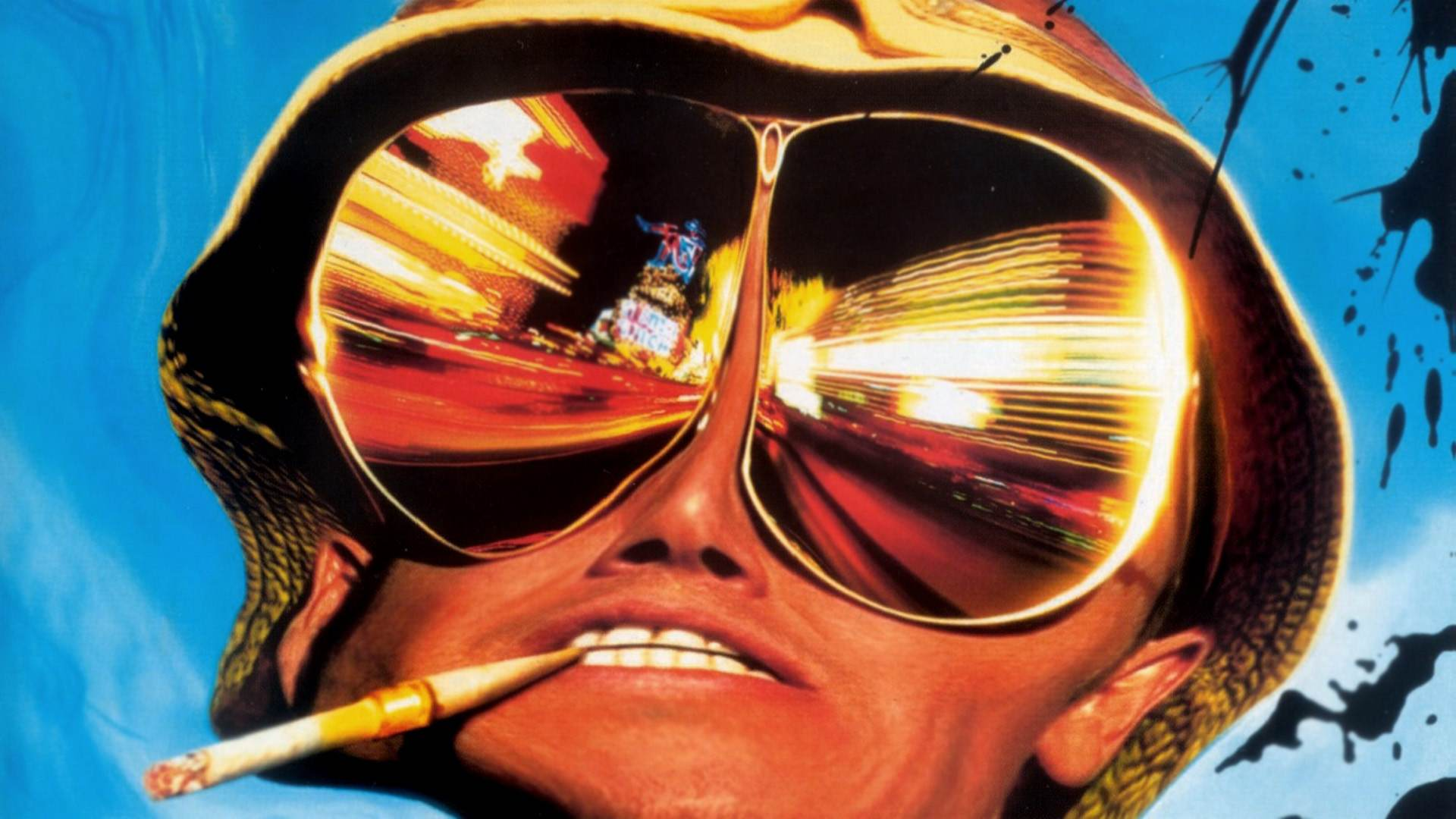 the mythical journey in hunter s thompsons book fear and loathing in las vegas Hunter s thompson's 1971 book fear and loathing in las vegas: a savage journey to the heart of the american dream carries with it so much cultural (or counter-cultural) baggage that to make.