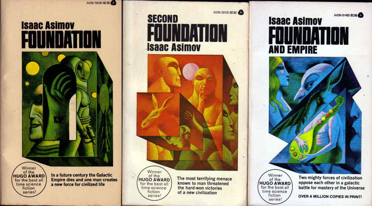 Isaac Asimov: The best works of the writer 50