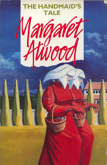 the handmaids tale as a feminist Extended response to the handmaid's tale atwood's the handmaid's tale, written in the 1980s, is a highly complex post-modern dstopian text that explores the issues of feminism.