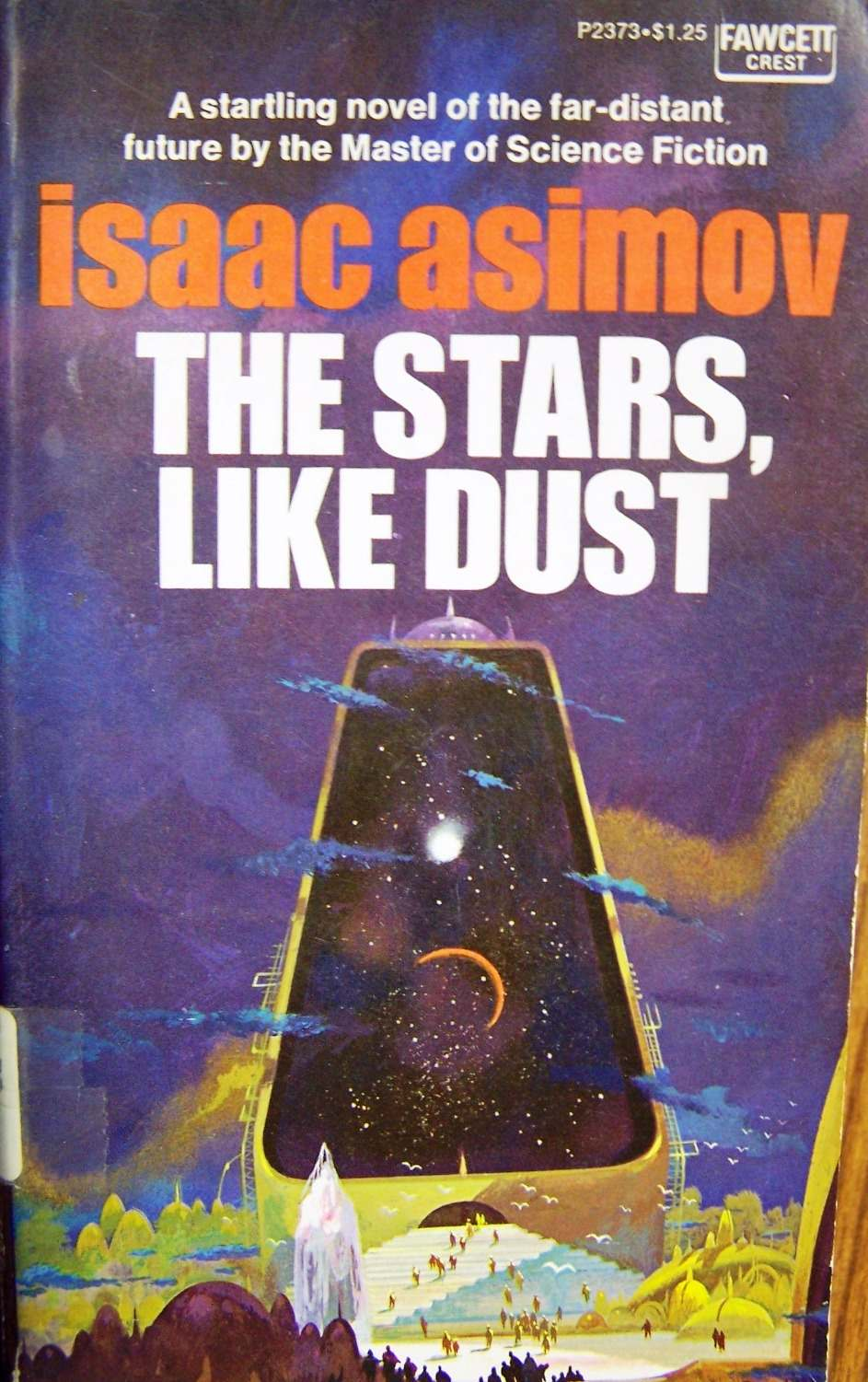Isaac Asimov: The best works of the writer 78
