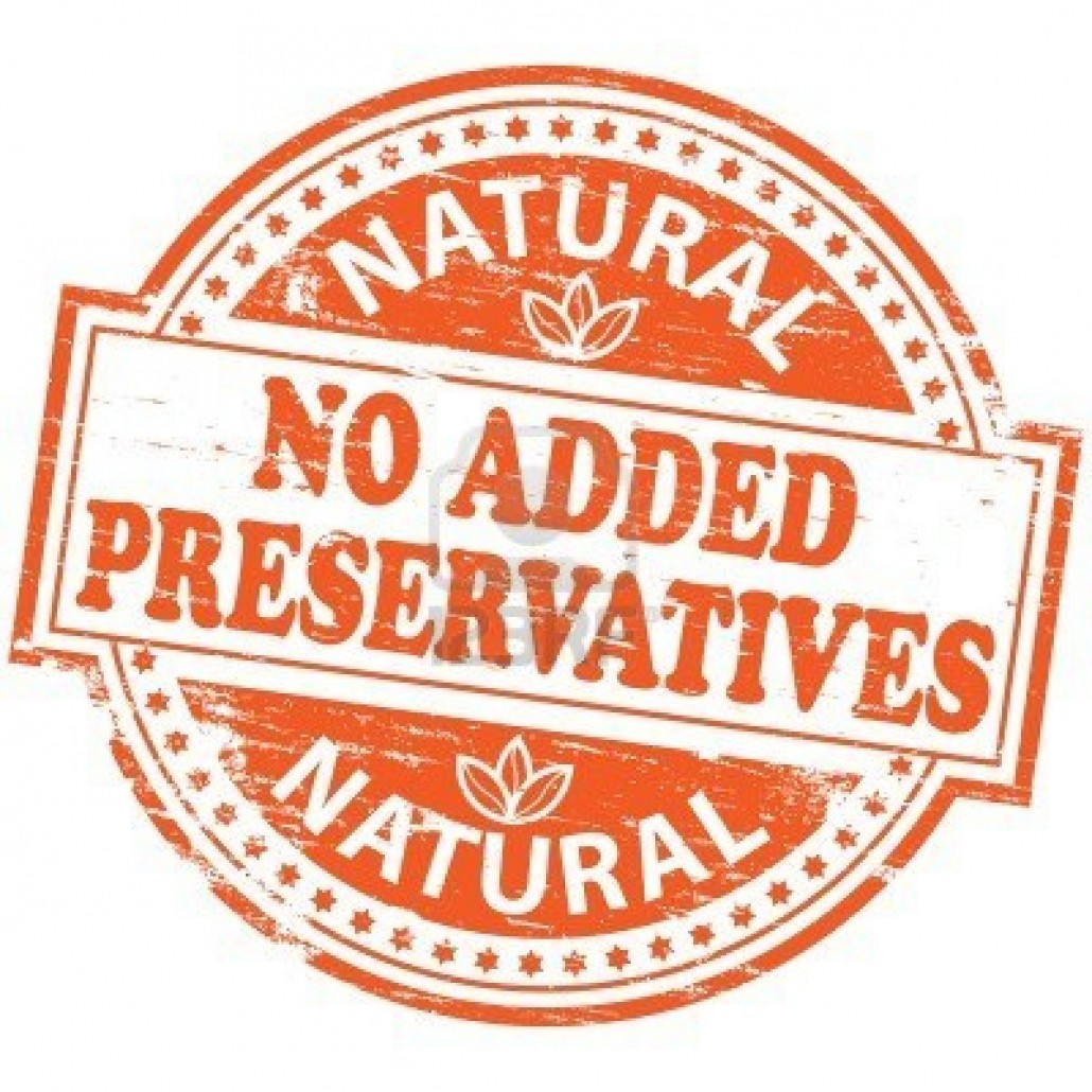 list of food preservatives pdf