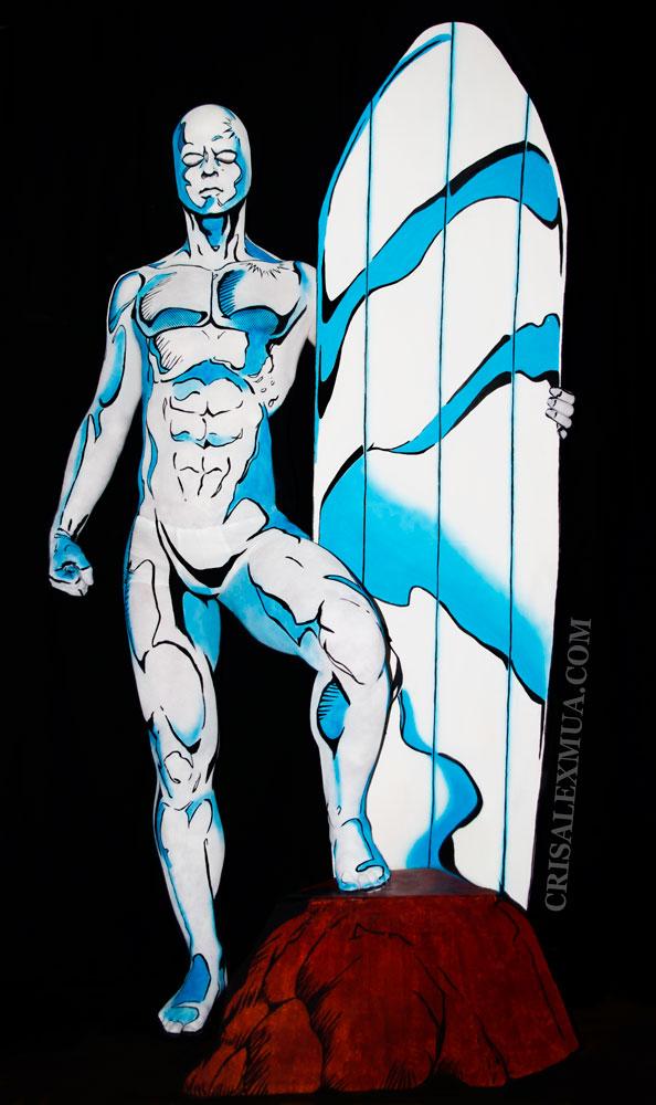 Cris Alex Silver Surfer
