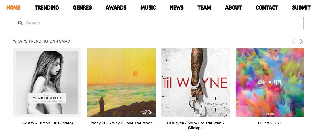 bestmusicwebsites