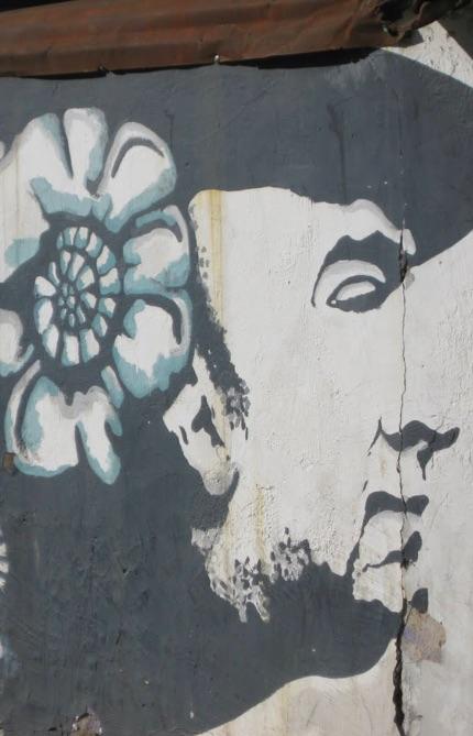 neruda mural