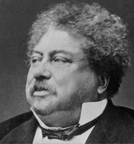 The delicious food writings of five and a half famous for Alexandre dumas grand dictionnaire de cuisine