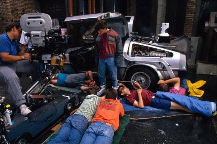 behind the scenes 1980s movies