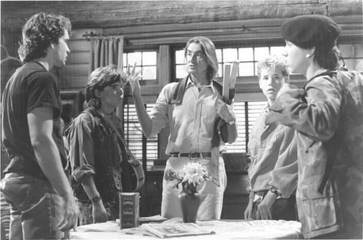Behind the scenes: The Lost Boys
