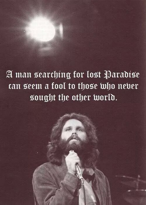13 jim morrison quotes thatll make you look at life