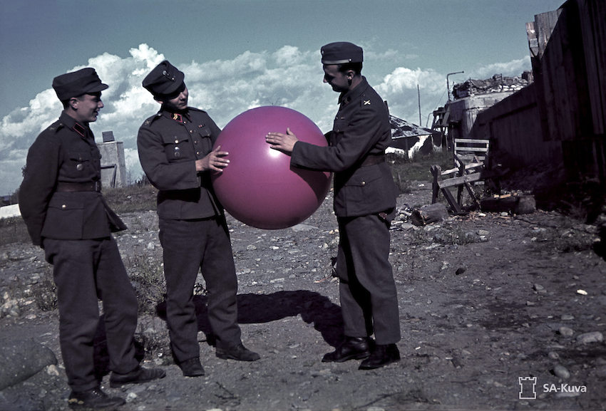 The colored pilots during world war ii