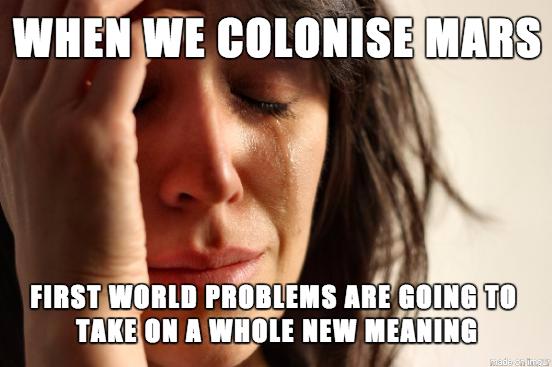 Marsproblems