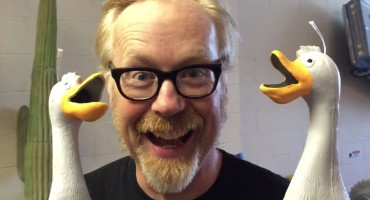 Adam Savage is his Duck Army meme video