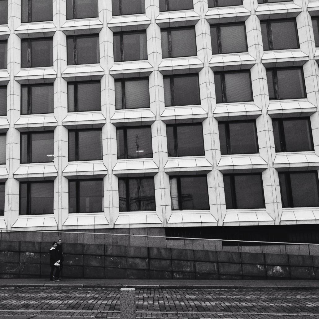 Stora Enso Building, Katajanokka, Helsinki. Photo by Taru Latva-Pukkila.