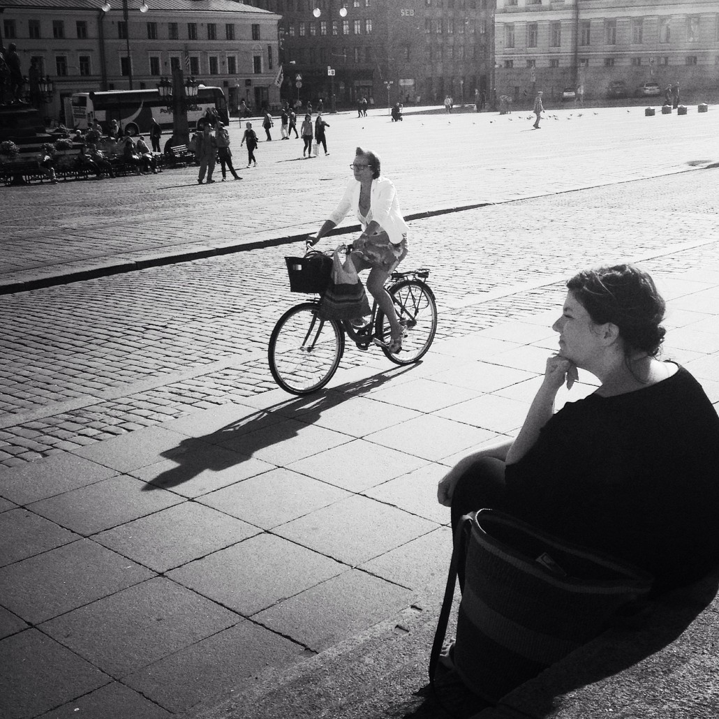Senate Square Helsinki. Photo by Taru Latva-Pukkila.