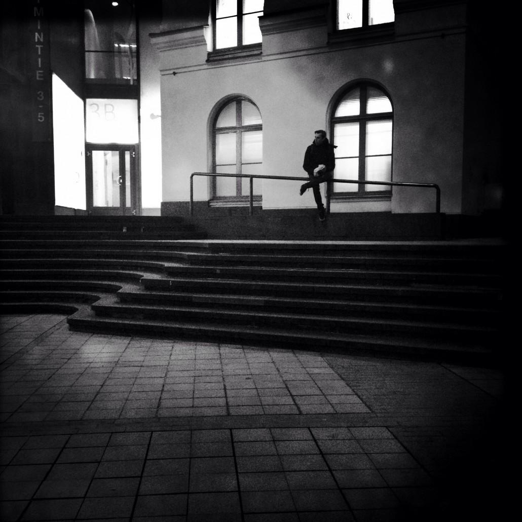 Old Student House, Helsinki. Photo by Taru Latva-Pukkila.
