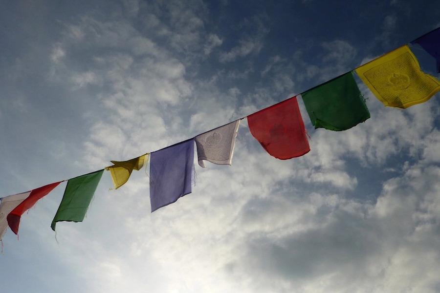 living in Kathmandu