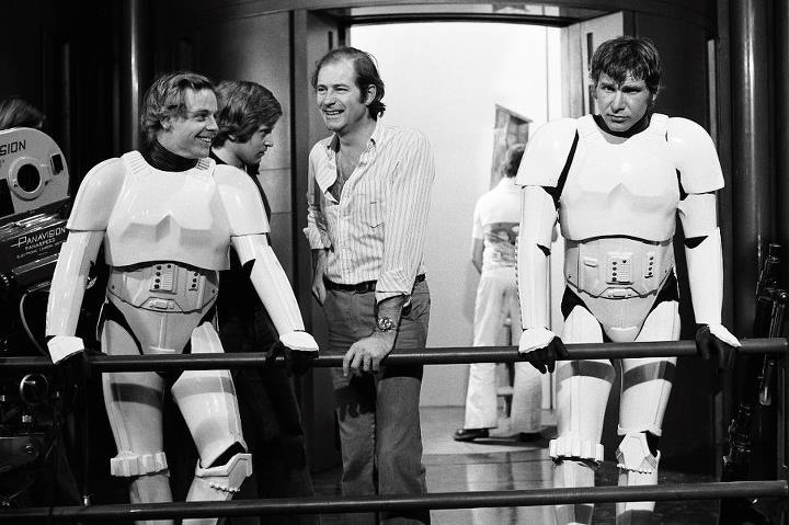 17 things you didn't know about Harrison Ford and Star Wars