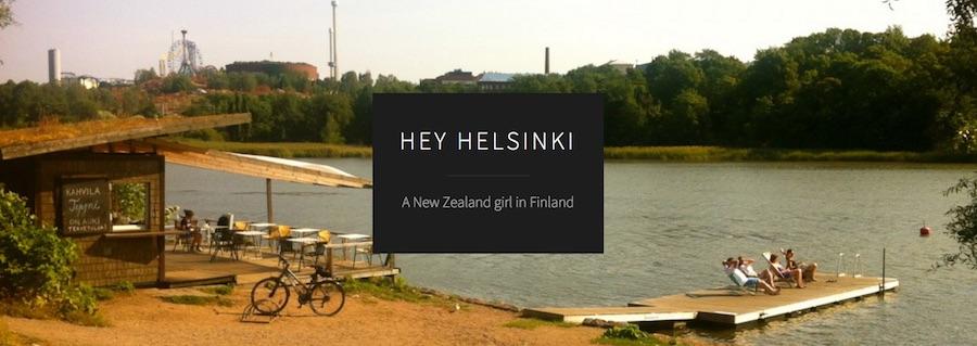Hey Helsinki
