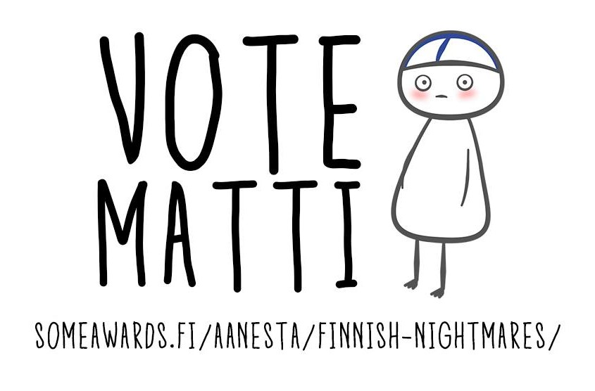 Vote Finnish Nightmares