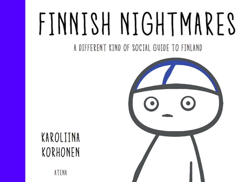 Finnish Nightmares book
