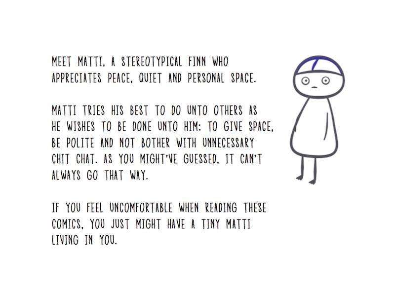 Finnish Nightmares meet Matti