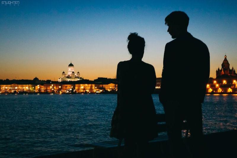 Finns in Helsinki