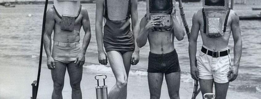 Fours DIY divers 1940s