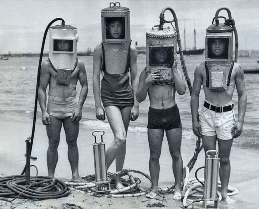 Fours DIY divers 1940s
