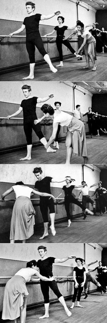 James Dean ballet