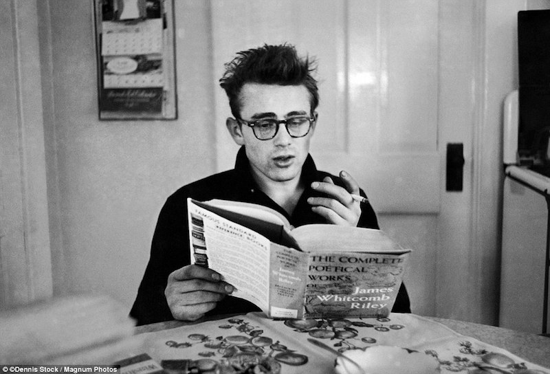 James Dean glasses