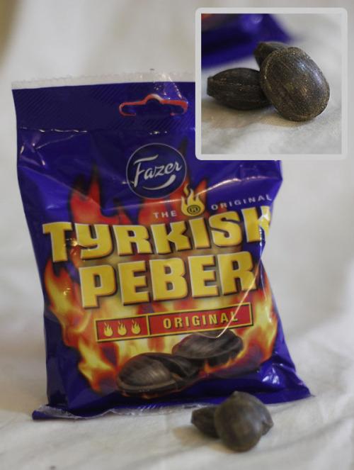 Turkinpippurit : Tyrkisk Peber ( Turkish peppers)