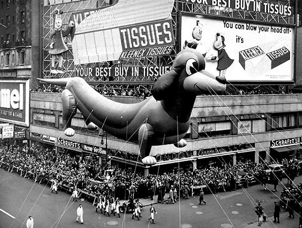 Macy's Thanksgiving Day Parade, 1950