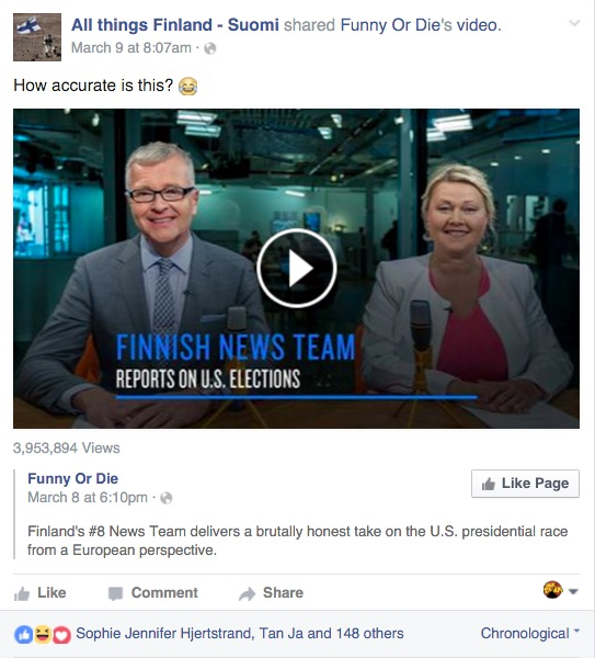 all things finland facebook