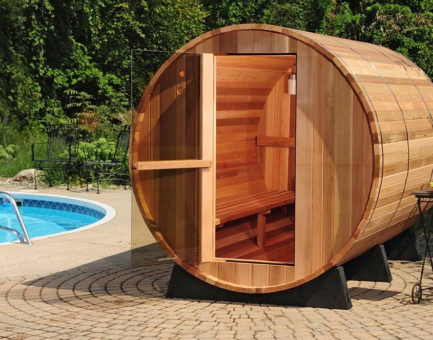 barrel-sauna