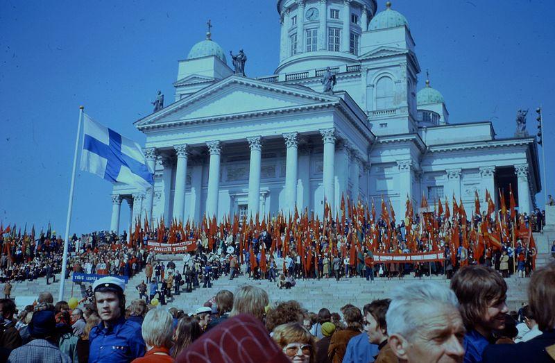 VappuHelsinki1975