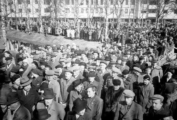oulu vappu 1948