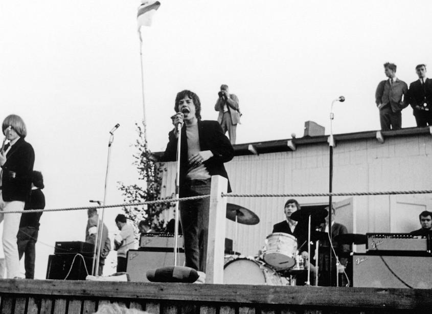 1965, Yyteri beach