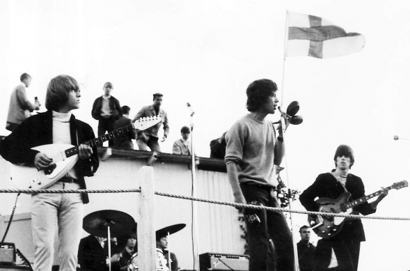 rolling stones performing on juhannus in Finland