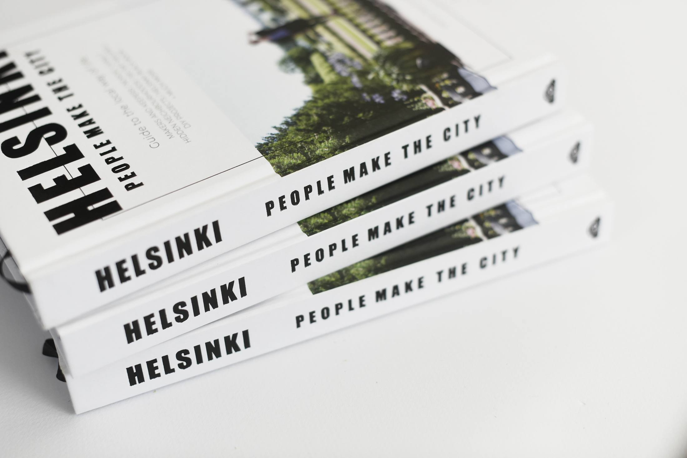 Helsinki people make the city