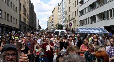 Kallio Block Party in 2013