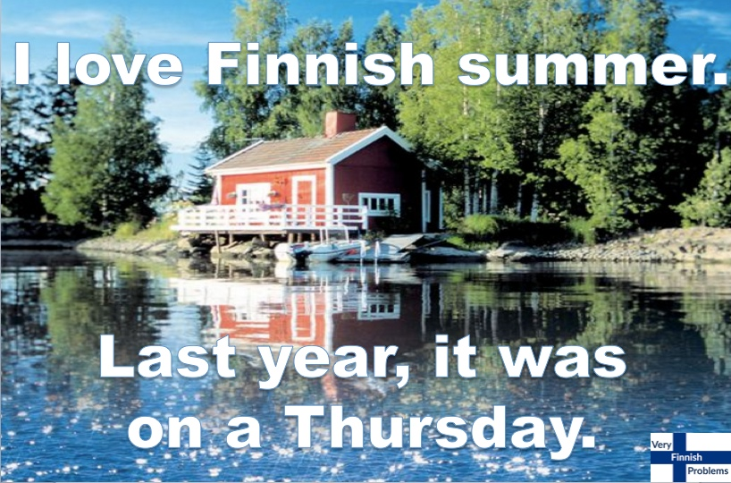 Finnish summer 10