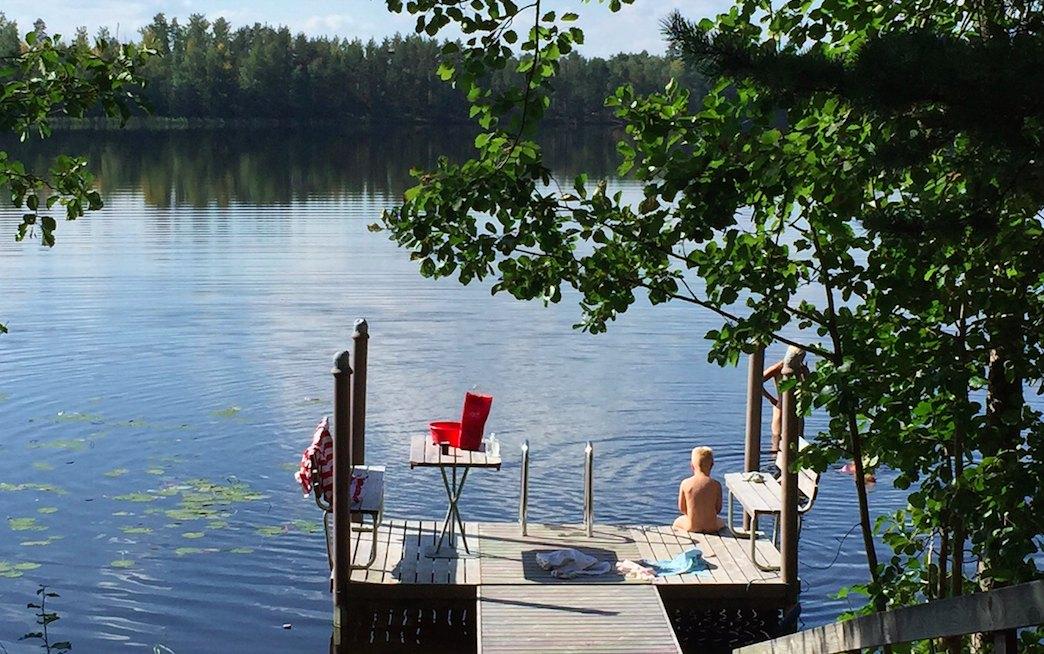 Finnishsummercottagelife