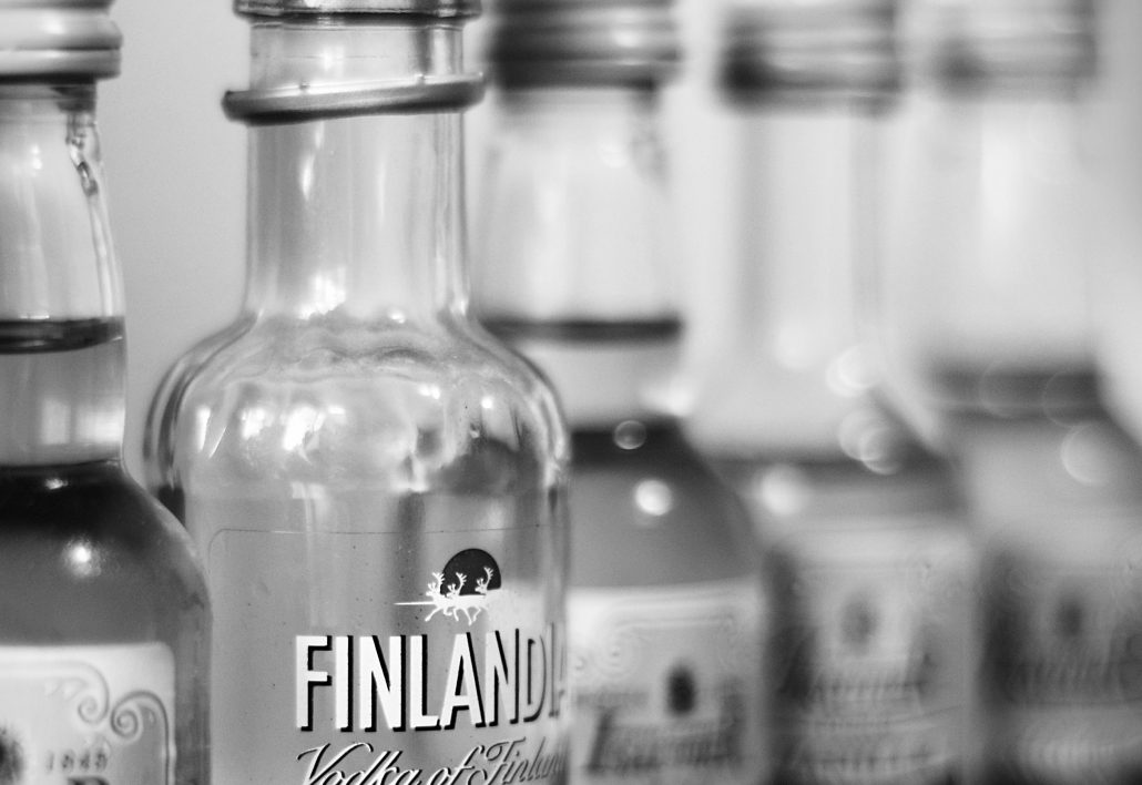 Finlandia Vodka, photo by Vicente Villamón