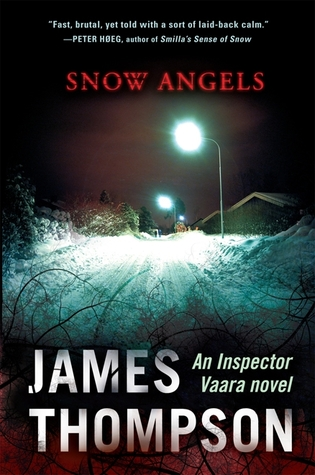 "Book cover: James Thompson ""Snow Angels"""