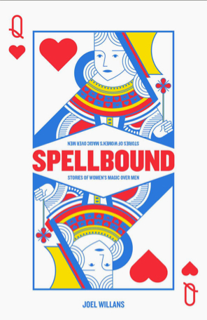 "Book cover: Joel Willans ""Spellbound"""